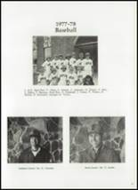 1978 Bowler High School Yearbook Page 30 & 31