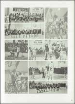 1978 Bowler High School Yearbook Page 38 & 39