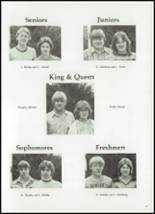 1978 Bowler High School Yearbook Page 50 & 51