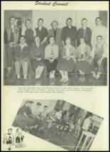 1952 Phillips High School Yearbook Page 20 & 21