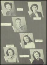1952 Phillips High School Yearbook Page 24 & 25