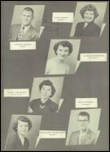 1952 Phillips High School Yearbook Page 28 & 29