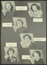 1952 Phillips High School Yearbook Page 32 & 33