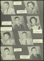 1952 Phillips High School Yearbook Page 34 & 35