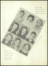 1952 Phillips High School Yearbook Page 38 & 39