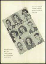 1952 Phillips High School Yearbook Page 40 & 41