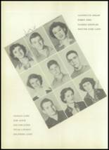 1952 Phillips High School Yearbook Page 42 & 43