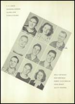 1952 Phillips High School Yearbook Page 44 & 45
