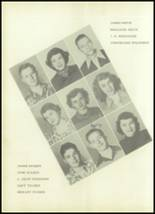 1952 Phillips High School Yearbook Page 46 & 47