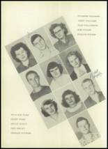 1952 Phillips High School Yearbook Page 48 & 49