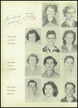 1952 Phillips High School Yearbook Page 62 & 63