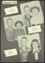 1952 Phillips High School Yearbook Page 88 & 89