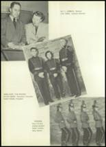 1952 Phillips High School Yearbook Page 98 & 99