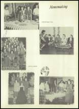 1952 Phillips High School Yearbook Page 102 & 103