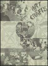 1952 Phillips High School Yearbook Page 110 & 111