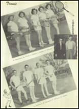 1952 Phillips High School Yearbook Page 124 & 125