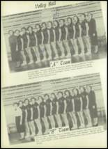1952 Phillips High School Yearbook Page 126 & 127