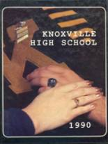 1990 Yearbook Knoxville High School