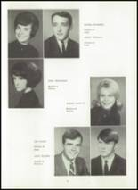 1967 Van Buren High School Yearbook Page 22 & 23