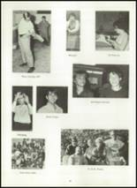 1967 Van Buren High School Yearbook Page 26 & 27