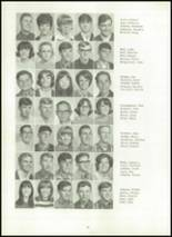 1967 Van Buren High School Yearbook Page 28 & 29