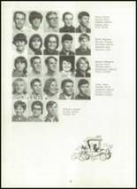 1967 Van Buren High School Yearbook Page 34 & 35