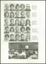 1967 Van Buren High School Yearbook Page 36 & 37