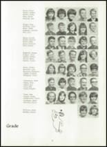1967 Van Buren High School Yearbook Page 40 & 41