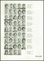 1967 Van Buren High School Yearbook Page 42 & 43