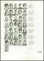 1967 Van Buren High School Yearbook Page 46 & 47