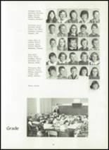 1967 Van Buren High School Yearbook Page 48 & 49