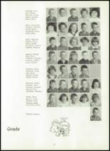 1967 Van Buren High School Yearbook Page 54 & 55