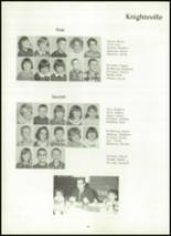 1967 Van Buren High School Yearbook Page 58 & 59