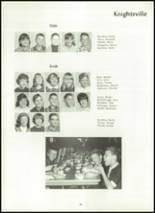 1967 Van Buren High School Yearbook Page 60 & 61