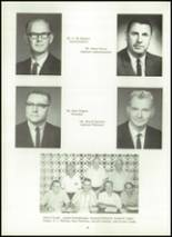 1967 Van Buren High School Yearbook Page 62 & 63