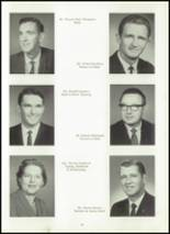 1967 Van Buren High School Yearbook Page 64 & 65