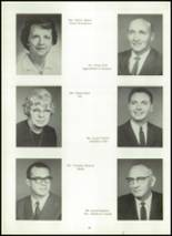 1967 Van Buren High School Yearbook Page 66 & 67