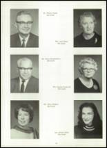 1967 Van Buren High School Yearbook Page 68 & 69