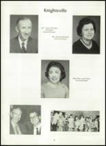 1967 Van Buren High School Yearbook Page 70 & 71