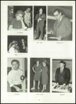 1967 Van Buren High School Yearbook Page 72 & 73