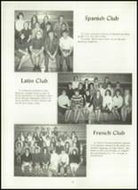 1967 Van Buren High School Yearbook Page 74 & 75