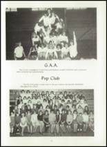 1967 Van Buren High School Yearbook Page 76 & 77