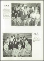 1967 Van Buren High School Yearbook Page 78 & 79