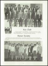 1967 Van Buren High School Yearbook Page 80 & 81