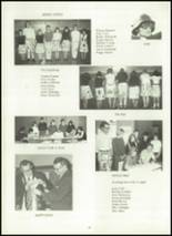 1967 Van Buren High School Yearbook Page 82 & 83