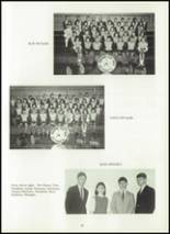 1967 Van Buren High School Yearbook Page 84 & 85