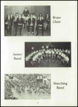 1967 Van Buren High School Yearbook Page 86 & 87