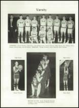 1967 Van Buren High School Yearbook Page 92 & 93