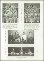 1967 Van Buren High School Yearbook Page 94 & 95