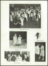 1967 Van Buren High School Yearbook Page 98 & 99